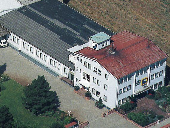 Hut Handel Rosenberger Gebäudekomplex